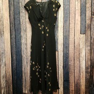Vintage Jones Wear Maxi Dress